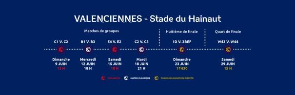 Coupe Du Monde Feminine 2019 Calendrier Stade.Billetterie De La Coupe Du Monde Feminine De La Fifa