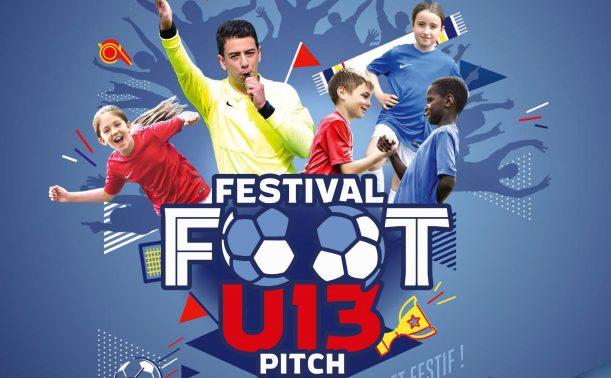 Festival U13 Pitch – LIGUE DE FOOTBALL DES HAUTS-DE-France